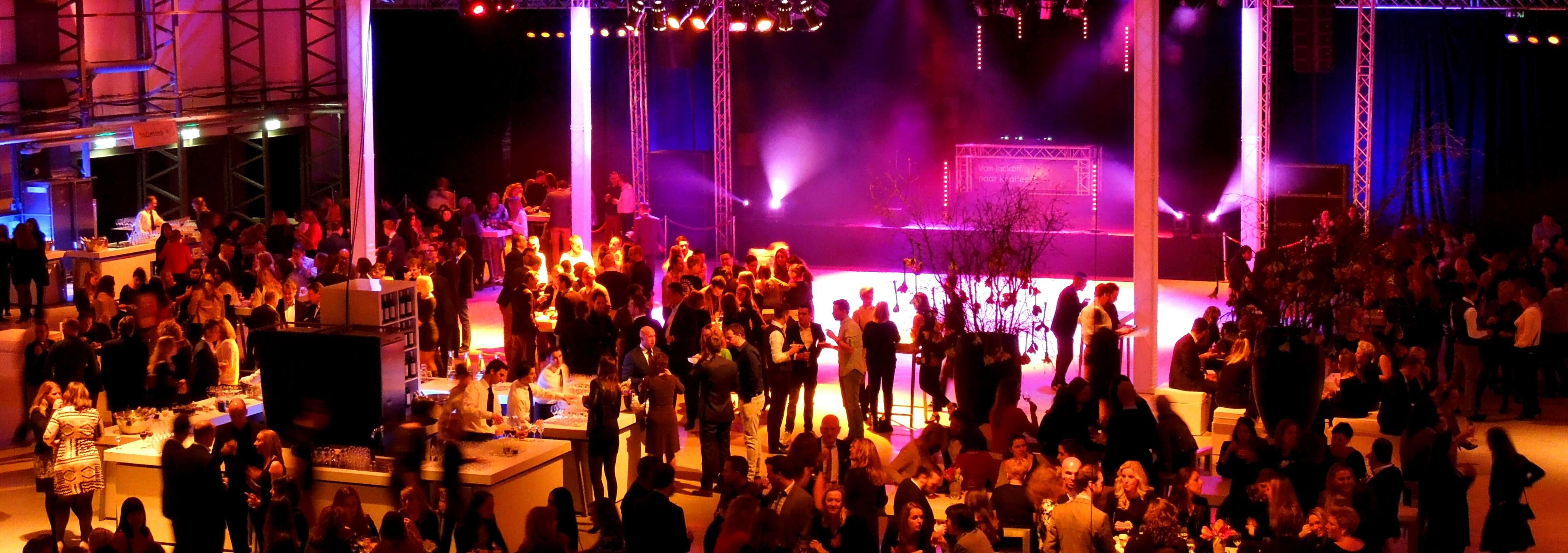 Events: Bedrijfsfeest Hangaar2