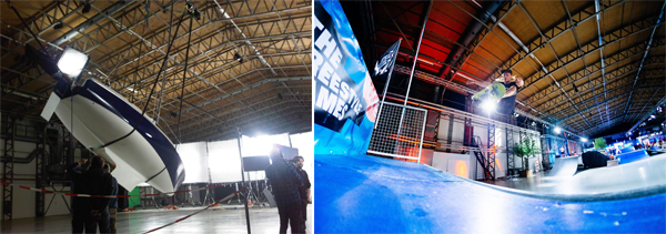 Events: Foto- en videoproducties Hangaar2